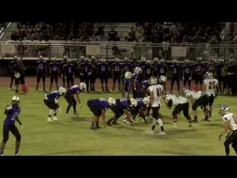 Bear River Bruins vs Pacheco Panthers 8-28-15