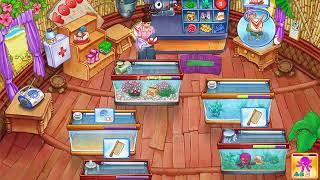 รีวิวเกม Fish shop Part4 เกมเลี้ยงปลา [PC]