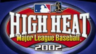 High Heat Major League Baseball 2002 | VideoGameX