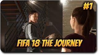 Fifa 18 the journey full story playthrough part 1 - early access gameplay