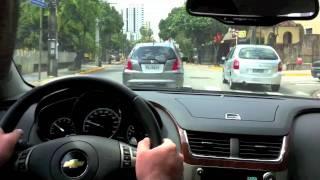 TestDrivePE Chevrolet Malibu - Passeio