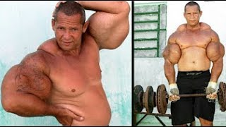 Extreme bodybuilding: People who have taken bodybuilding too far - TomoNews