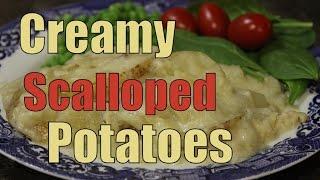 Easy Vegan Scalloped Potatoes Recipe