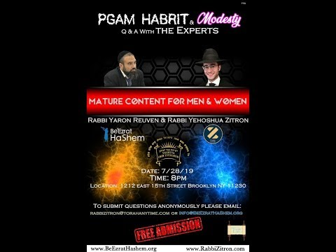 Pgam HaBrit/Wasting Seed Q&A and FIREY DEBATE from YouTube · Duration:  4 hours 6 minutes 5 seconds