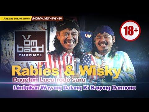 Dagelan Rabies & Wisky~Lucu Puuooll