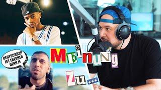 """Kool Savas MEINUNG ZU Fake-Streamingzahlen, """"Deutschrap ist fresher denn je"""" & Elias ⚡ JAM FM"""