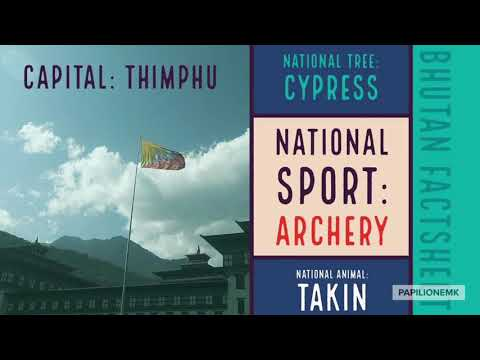 National Sport in Bhutan is Archery