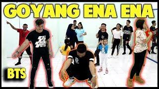 ENA ENA BEHIND THE SCENE - BLOOPERS - TAKUPAZ DANCE CREW