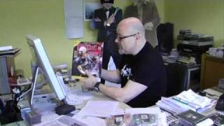 Rock Guerilla.vlog 18 - ROCK HARD # 287 inkl. Rock Guerilla.tv-DVD Vol. 18