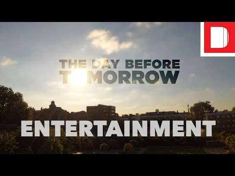 Entertainment & Digital Disruption | The Day Before Tomorrow
