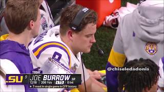 2020 College Football Playoff Semifinal Peach Bowl Game Highlight Commentary (lsu Vs Oklahoma)