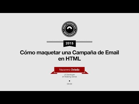 Doppler Academy: Cómo maquetar una Campaña de Email en HTML