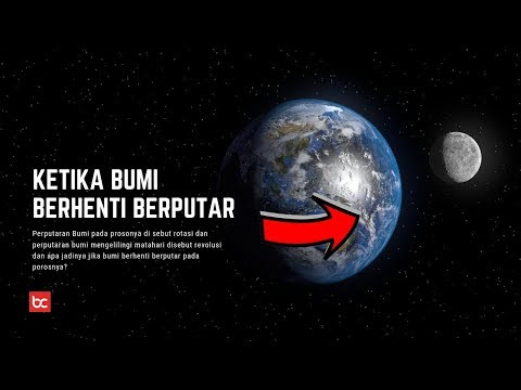 what-would-happen-if-earth-stops-rotating?