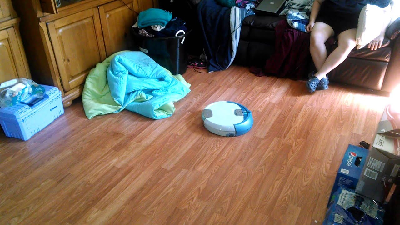 High Quality IRobot Scooba Hard Wood Floor Cleaner