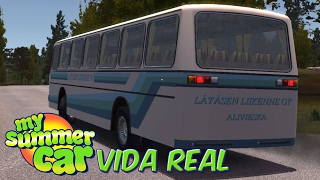 Video My Summer Car Vida Real - Um Role De Ônibus Muito Loko 28 download MP3, 3GP, MP4, WEBM, AVI, FLV Juli 2018