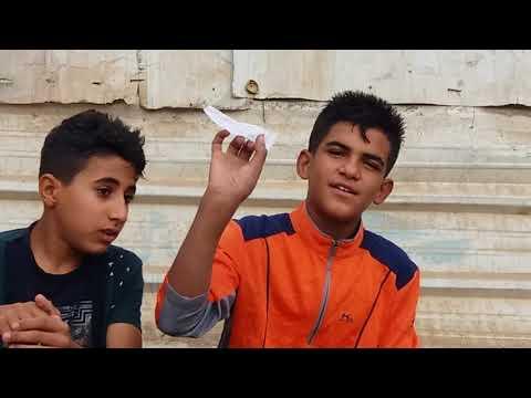 اسئلة لوخيروك معه حسوني السيد وا امجد الكرواتي تحشيش عراقي