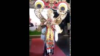 National Costume Miss Universe 2015 - Indonesia