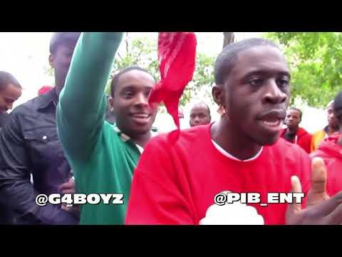 G4 Boyz - Alley Boy Diss Behind The Scenes