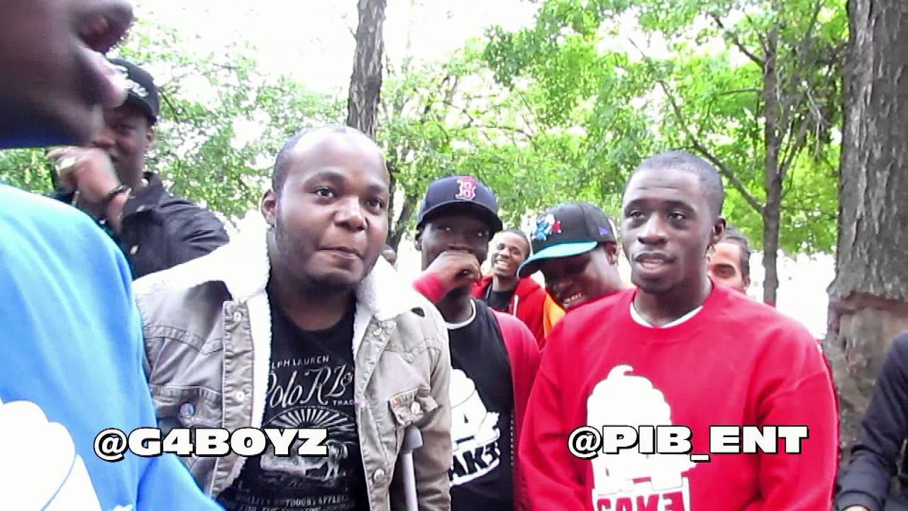 Alley Boy Responds To G4 Boyz g4 boyz - alley boy diss behind the scenes