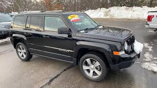 Victoria, your new Jeep Patriot awaits you!