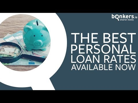 The Best Personal Loan Rates Available Now