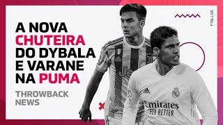 Bola da Champions, Copa Sense e Varane na Puma | Throwback News EP01