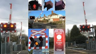 UK Level Crossings: How are they all different?