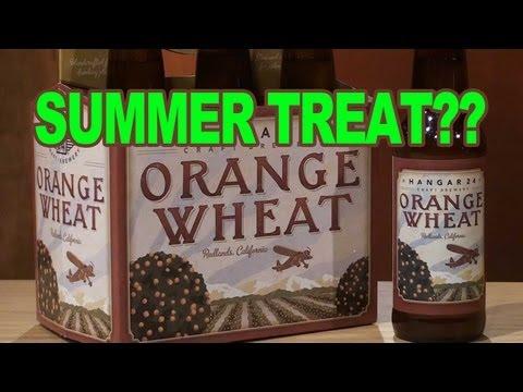 Hangar 24 Orange Wheat - Blind Taste Test