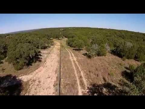 Aerial : Flying C Ranch - Texas Hunting Ranch