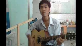 Khi con tim len tieng-Guitar Cover-LeNgocHung