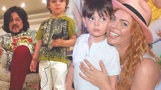 Анастасия Стоцкая показала папу своего сына! Стоцкая о схожести ее сына и сына Филиппа Киркорова