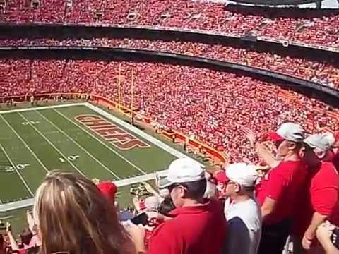 The National Anthem Arrowhead Stadium 9/11/16