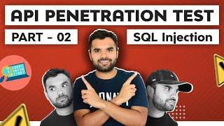 API Penetration Test - SQL Injection Demo