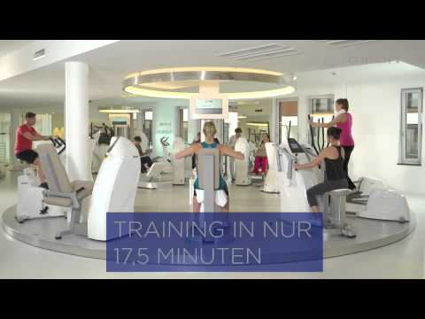 milon Trainingszirkel im VITIS Sports, Health & Swim-Club