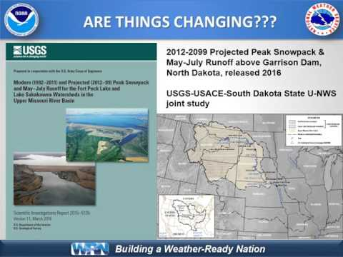 Will Climate Change Affect the Missouri River?  - Kevin Low