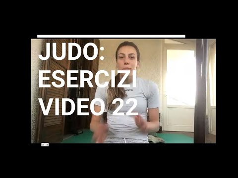 JUDO: Esercizi Video 22