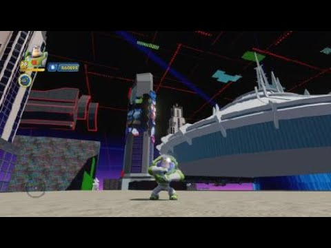 Disney Infinity 3.0 Leveling up Buzz Lightyear To Max level (Level 20) |