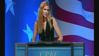 Ann Coulter Speech at CPAC 2011 - Complete Video 2/12/11