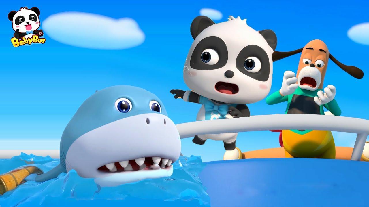 Cá mập tới rồi! | Biệt đội giải cứu biển cả | Nhạc thiếu nhi vui nhộn | BabyBus