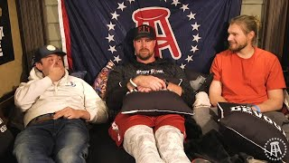 The Barstool Casting Couch With Ryan Leaf