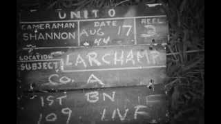 28th Infantry Division - Larchamp - Normandie - 17/08/1944 - DDay-Overlord