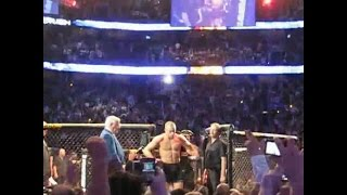 UFC 83 Georges St-Pierre GSP Montreal, QC Canada Walk In Entrance Vs Matt Serra