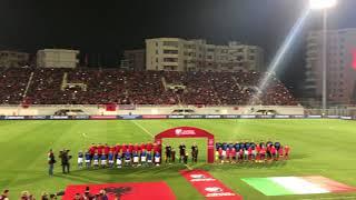 Albania vs Italy