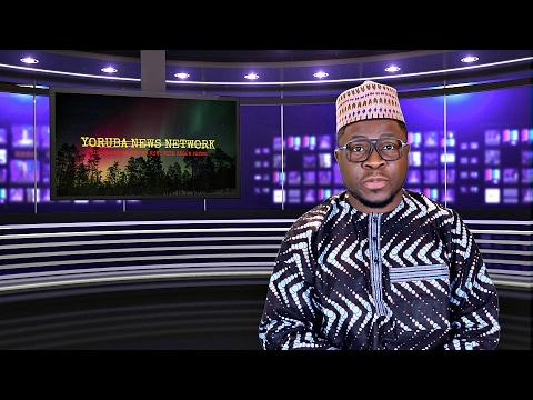 Yoruba News Ep 24: 2face Idibia, Donald Trump, Beyonce & More