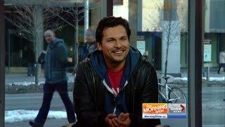 The Morning Show - Adam Beach previews Arctic Air Season 2