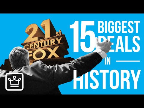 15 BIGGEST Business DEALS In History