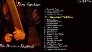 Fikret Karakaya   Kemençe Taksimi   [Official Audio  Güvercin Müzik ©]