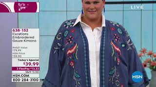 Gambar cover HSN | Curations Fashions 03.07.2019 - 12 AM