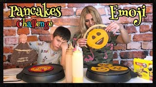 Emoji  Pancakes Challenge με τα Chipicao Famous Toli @Lucky Girl