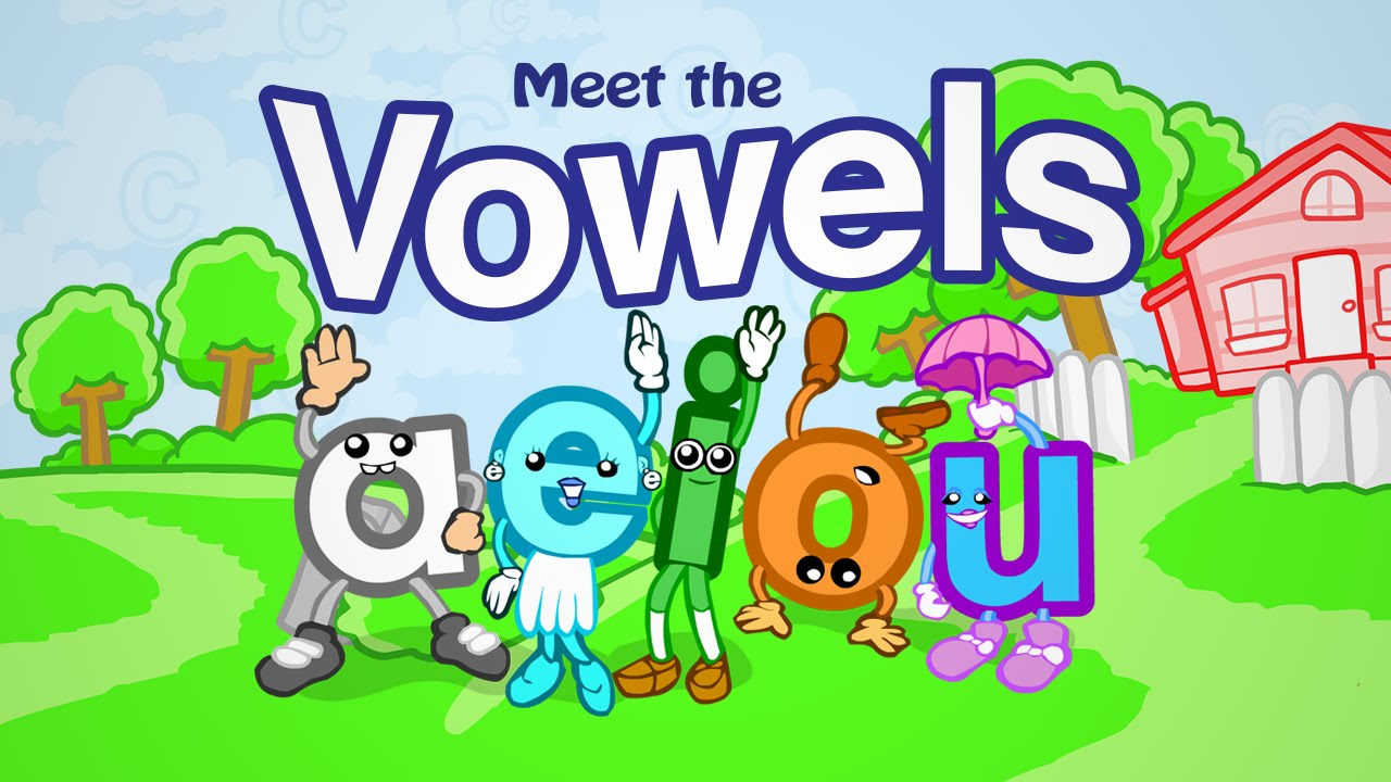 Letter Words With  Vowels